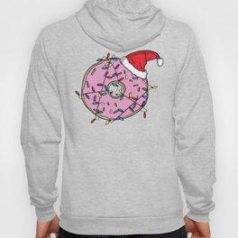 Santa Donut Hoody