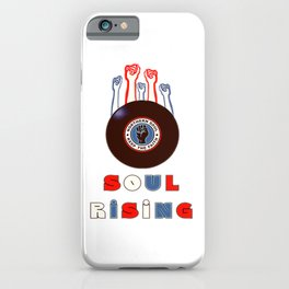 Northern Soul Rising iPhone Case