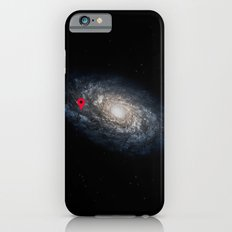 We Are Here! Galactic Location Slim Case iPhone 6s