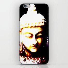 Buda Love iPhone Skin