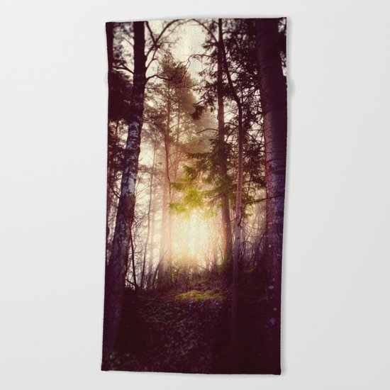 Nebel Beach Towel