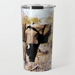 Staggered Elephant Travel Mug