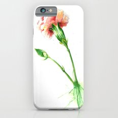 Watercolor flower iPhone 6s Slim Case