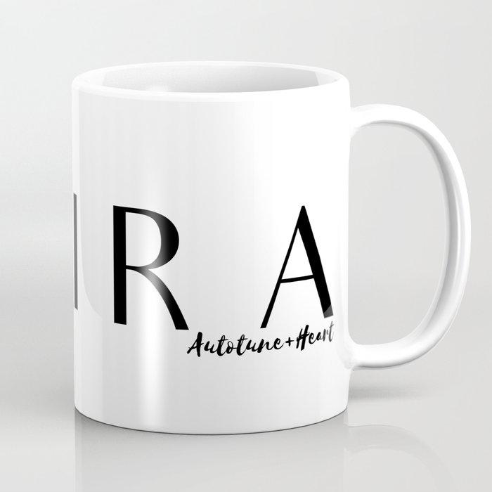 """Autotune + Heart"" Official Merchandise Coffee Mug"