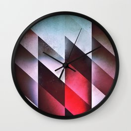 glyss mntz Wall Clock