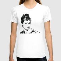 audrey hepburn T-shirts featuring audrey hepburn by gazonula