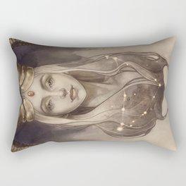 Zodiac Capricorn Rectangular Pillow
