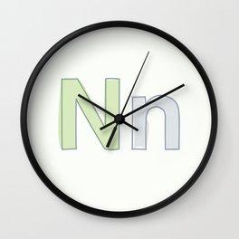 nn Wall Clock