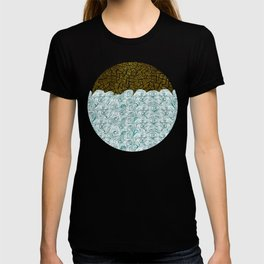 Sunny Tribal Seas T-shirt