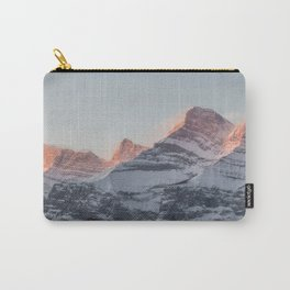 Rundle Mountain Carry-All Pouch