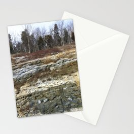 Road Strata 9 Stationery Cards
