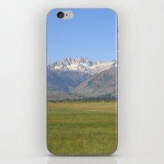 Sawtooth  iPhone & iPod Skin