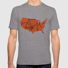 Bike America T-shirt