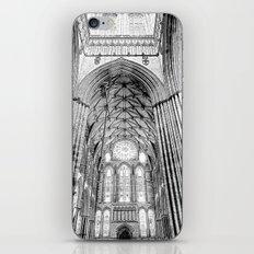 York Minster Art iPhone & iPod Skin