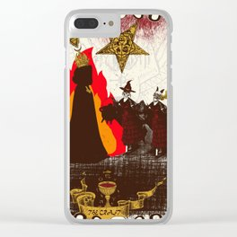 The Craft Clear iPhone Case