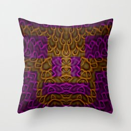 Disguised escort ... Throw Pillow
