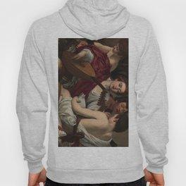 Caravaggio's Musicians Hoody