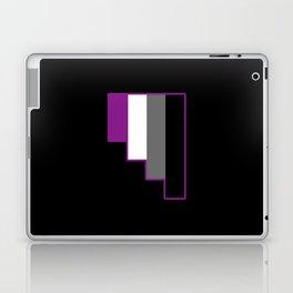 Asexual Laptop & iPad Skin