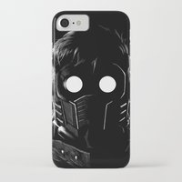 starlord iPhone & iPod Cases featuring Starlord by John Amor