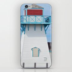 Boarded  Up Lighthouse in Summerside iPhone & iPod Skin