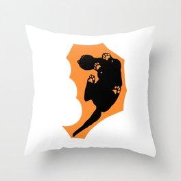 Pirasa Throw Pillow
