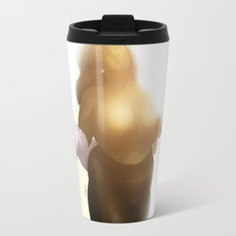 BBW Pin Up - Ebony Travel Mug
