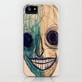 grin and- iPhone Case