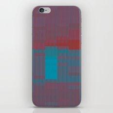 glitchscape iPhone & iPod Skin