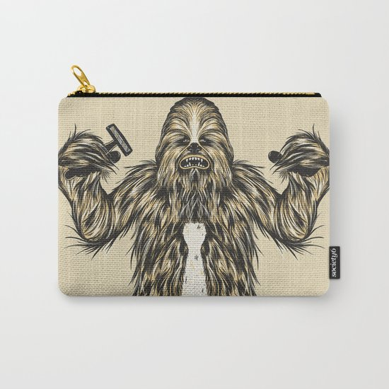 Chewie I Hate Mondays SW Carry-All Pouch