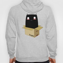 Black Cat in a Box Hoody