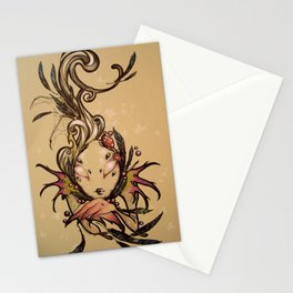 Dark Faerie Stationery Cards