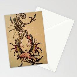 Dark Faerie Stationery Cards