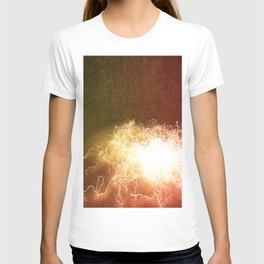 Wired up T-shirt