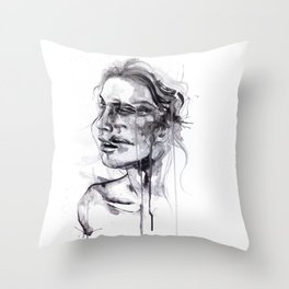 Tremore Throw Pillow