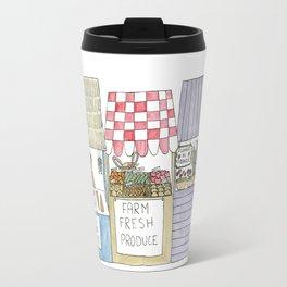 The Market Travel Mug
