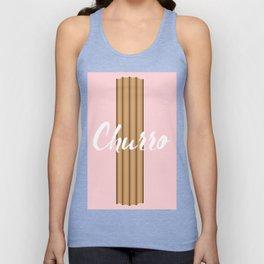 Churro Unisex Tank Top