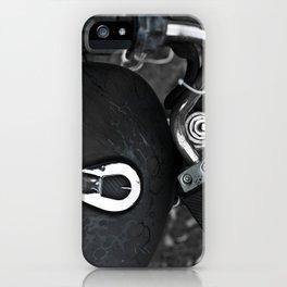 Gasoline iPhone Case