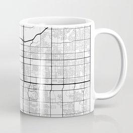 Minimal City Maps - Map Of Tempe, Arizona, United States Coffee Mug