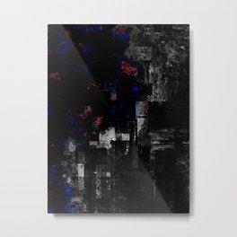 Psitechture #002 Metal Print