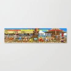 GAME'S NOT FUCKIN OVER! pt. 2 Canvas Print