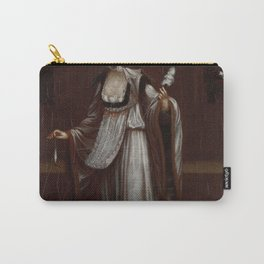 Woman from the Island of Patmos Carry-All Pouch