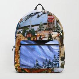 Xhanem City Backpack