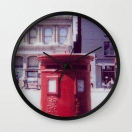 Royal Mail Wall Clock