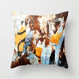 Vestiges Throw Pillow