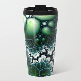 Featherscape Fractal Travel Mug