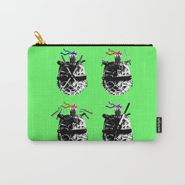 Heroes in a Half Shell Color Carry-All Pouch