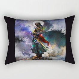 witchers dream Rectangular Pillow