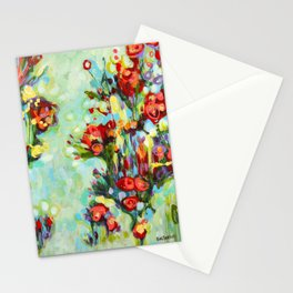 Jardin anglais  version 2-2015 de ÖMISERANY Stationery Cards