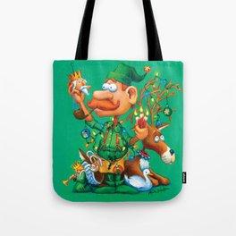 Elf Walter - Ornaments & Decorations Department Tote Bag