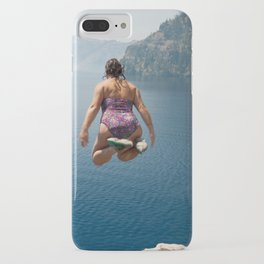 Take the Plunge iPhone Case
